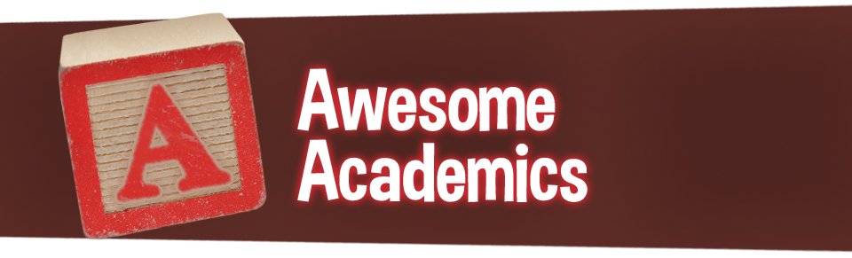 A is for Awesome Academics