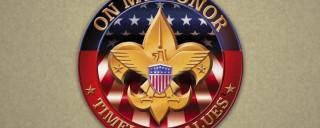 Boy Scouts Troop 154 at Redeemer